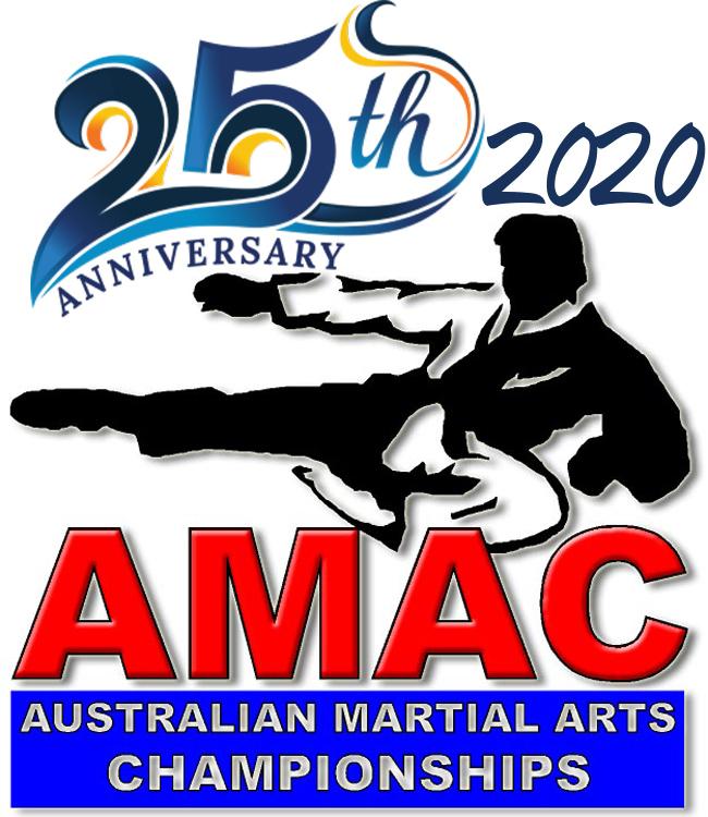 25th Anniversary AMAC & Kempo Ryu Championships 2020